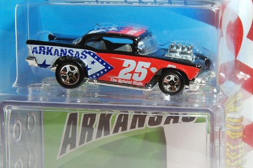 Mattel Hot Wheels Connect Cars '57 Chevy Arkansas