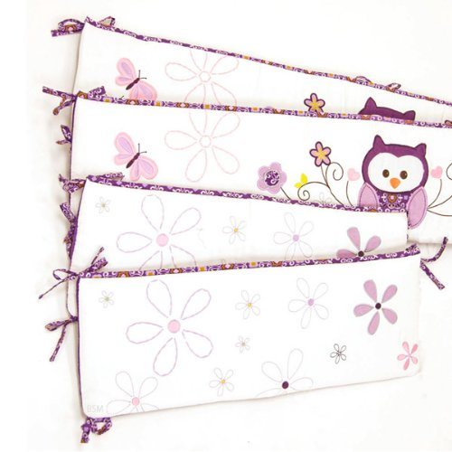 Plum Owl Meadow Bumper back-118832