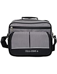 Kuber Industries Men's Sling Bag,Document Carry Bag,Shop Bag,Multi Purpose Bag,Key Bag (5 Pockets) -KI19126