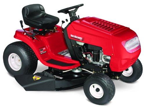 Mtd Push Mower : Mtd bc f yard machines hp riding lawn mower