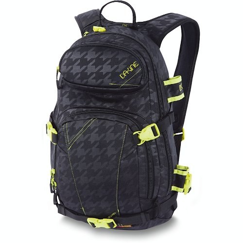 Dakine Girls Heli Pro Snow Pack - Houndstooth