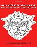 Hunger Games Coloring Book (For Adults)