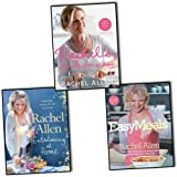 Rachel Allen Rachel Allen Food 3 Books Collection Pack Set RRP: £64.99 (Easy Meals, Entertaining at Home, Rachel's Favourite Food at Home)