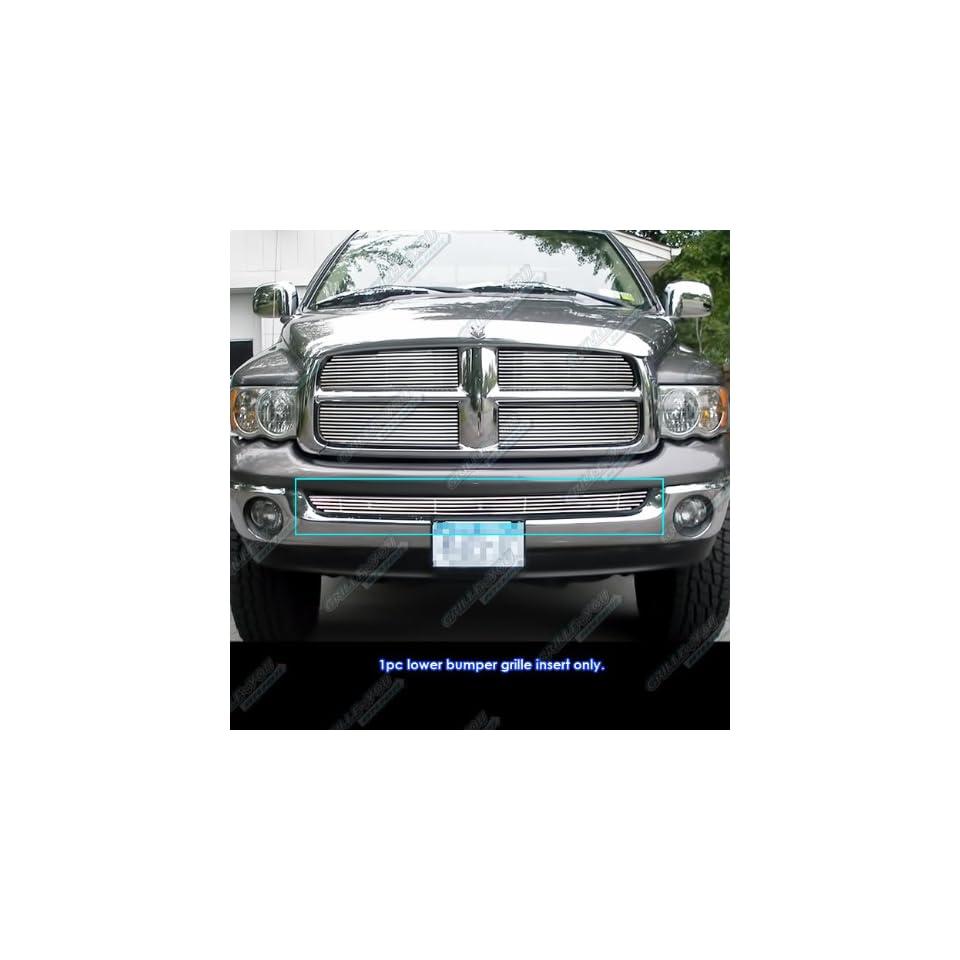 APS D65375K Polished Grille Bolt Over for select Dodge Ram 1500 Models
