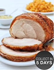 Gloucester Old Spot Pork Crackling Leg Joint (Serves 6-8)