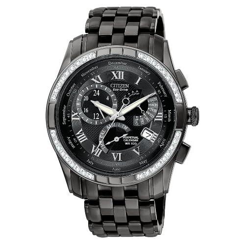 Amazon.com: Citizen Men's BL8045-56E Eco-Drive Calibre 8700 Black Ion