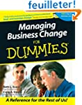 Managing Business Change For Dummies�