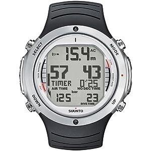 Buy Suunto Mens D6i W  TRANSMITTER Athletic Watches by Suunto