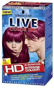 Schwarzkopf Live Color XXL 86 Pure Purple