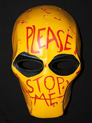 Как сделать маски для пейнтбола