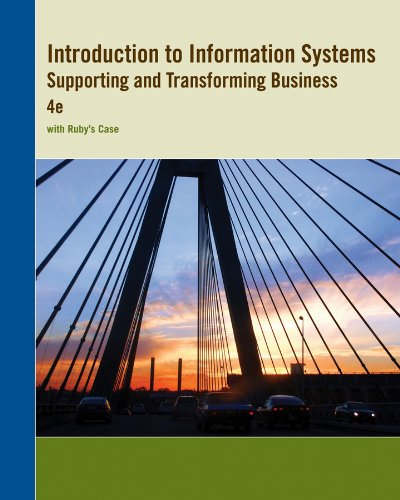 introduction to information systems 4th edition ccna exam