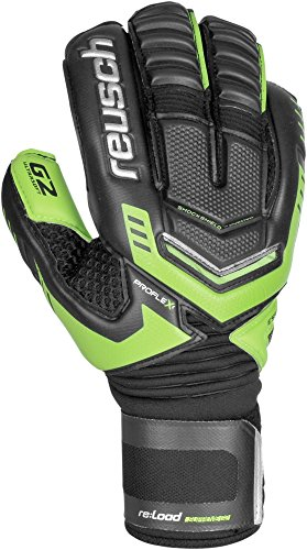 reusch-guante-reload-supreme-g2-verde-negro-talla-8