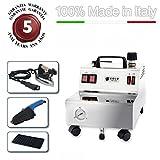 EOLO GV05 - Dampfbügelstation mit Bügeleisen und Dampfbürste
