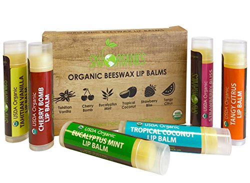 usda-organic-lip-balm-by-sky-organics-6-pack-assorted-flavors-with-beeswax-coconut-oil-vitamin-e-bes