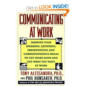 Communicating at Work