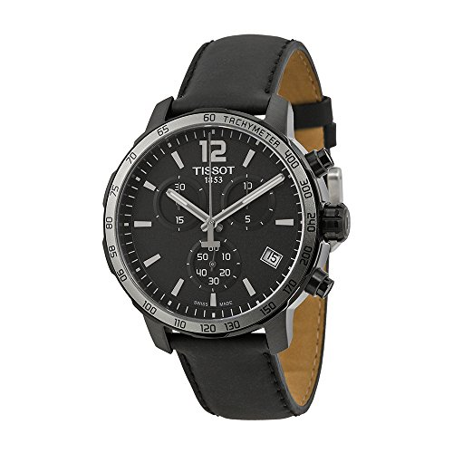 tissot-quickster-chronograph-black-dial-black-leather-mens-watch-t0954173605702