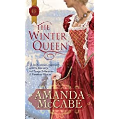 The Winter Queen by Amanda McCabe