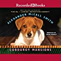 Corduroy Mansions: A Novel (       UNABRIDGED) by Alexander McCall Smith Narrated by Simon Prebble