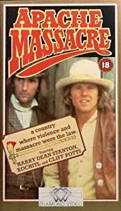 Apache Massacre (a.k.a.. Cry For Me, Billy) (VHS) (1972)