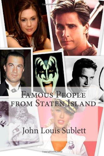 Famous People from Staten Island