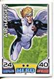 Marvel Hero Attax Common Card #41 Archangel