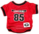 Georgia Bulldogs Red Dog Jersey for Medium Dogs at Amazon.com