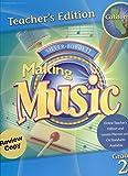 img - for Silver Burdett: Making Music, Teacher's Edition, Grade 2, Part 1 book / textbook / text book
