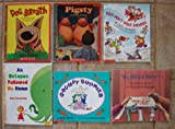 img - for Set of 6 Funny Books about Animals (Dogs Don't Wear Sneakers ~ Dog Breath ~ Pigsty ~ Grumpy Bunnies ~ An Octopus Followed Me Home ~ Hi, Pizza Man!) book / textbook / text book