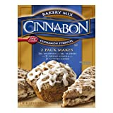 Betty Crocker Cinnabon Cinnamon Streusel Mix 2 Pack 3 Pounds 10 Ounces Per Box