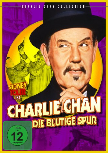 Charlie Chan - Die blutige Spur