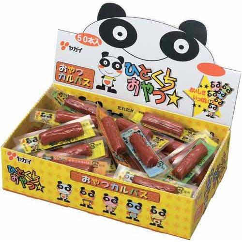 谷貝食品工業 おやつカルパス 50本×3箱