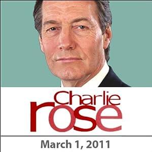 Charlie Rose: Amy Chua and Gita Wirjawan, March 1, 2011 Radio/TV Program