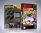Uniracers - Super Nintendo - Game Case