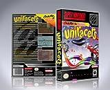 Uniracers - Super Nintendo - Game Case