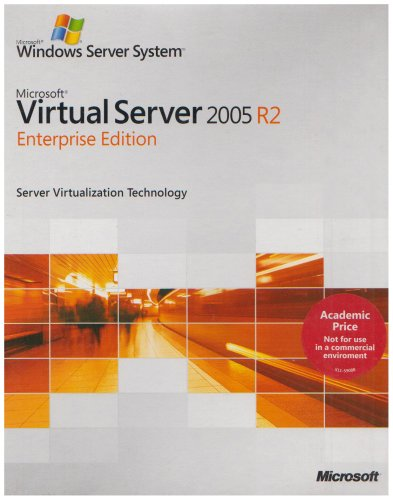 Virtual Svr Ent 2005 R2 En Ae CD