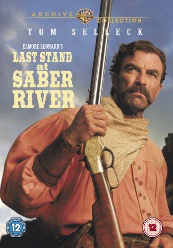 Last Stand At Saber River [Edizione: Regno Unito]