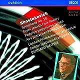 Shostakovich: Symphony 15, From Jewish Folk Poetry