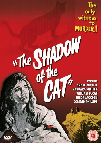 Shadow of the Cat (1961) dvd UK Release