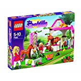 Lego Belville Horse Stable Building Set