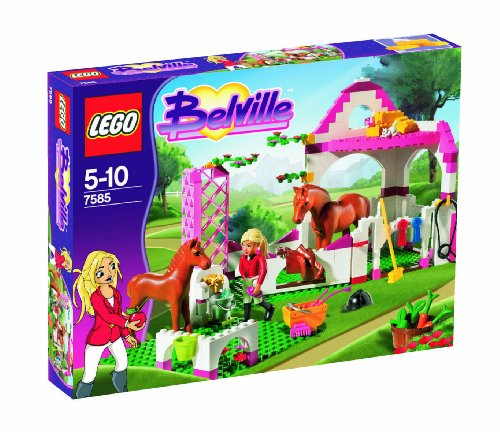 LEGO Belville 7585 - Pferdestall