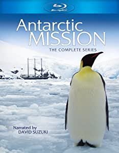 Antarctic Mission [Blu-ray]