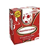 Juegos de Sociedad - Deportes Cuatro. 2ª Edición (Famosa) 700009931