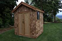 Hot Sale Star Signature 6-Foot by 9-Foot Shed Kit