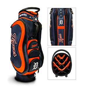 Detroit Tigers MLB Cart Bag - 14 way Medalist by Team Golf