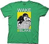 Workaholics: Wake & Blake Tee