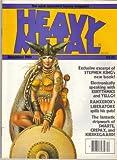 Heavy Metal December 1983