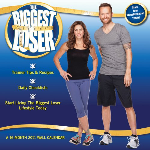 The Biggest Loser: A 16-Month Wall Calendar