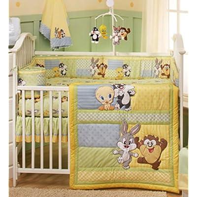 Tweety Bird Bedding Crib