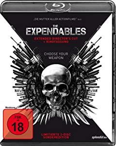The Expendables [Blu-ray] [Limited Edition]
