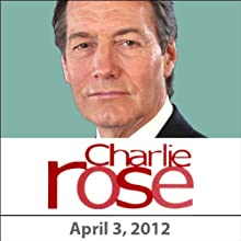Charlie Rose: Eric Kandel, E.O. Wilson, and Steven Pinker, April 3, 2012 Radio/TV Program by Charlie Rose Narrated by Charlie Rose